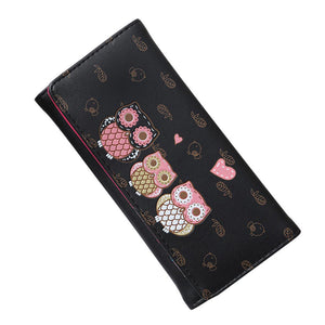 Loving Owl Family Wallet