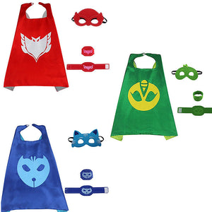 New Cape and masks for boys