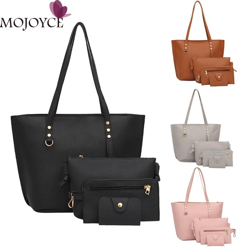 Simply Stylish 4pc Handbag Set