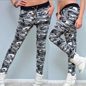 Camouflage Fitness Leggings