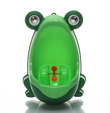 Potty Training Frog Urinal
