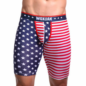 Stripes & Stars Men's Boxer Briefs