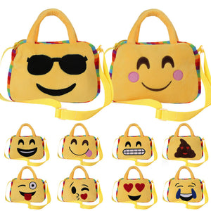 Smiley Emoticon Handbag