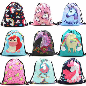 Unicorn Drawstring Bag (Various Designs)
