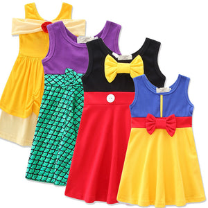 Girls Princess Inspired Dress (Assorted Styles)
