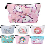 Unicorn Cosmetic Bag- Assorted Designs
