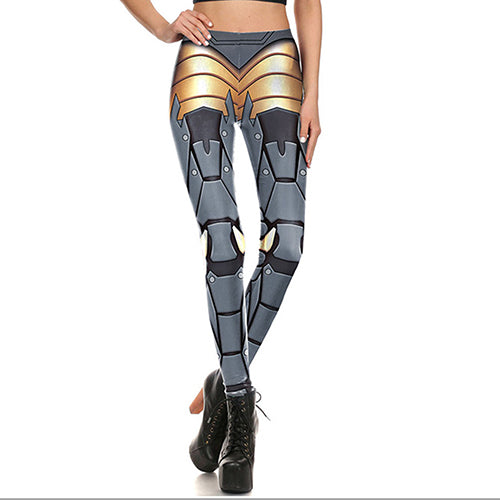 Bionic Armour Plate Leggings (Assorted Styles)