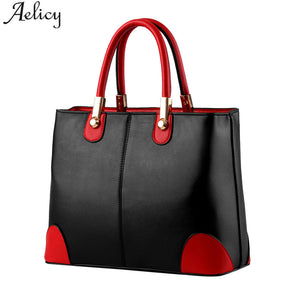Aelicy Luxury High Quality PU Leather Bag