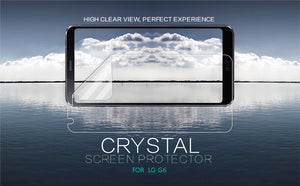 Crystal or Frosted Screen Protector