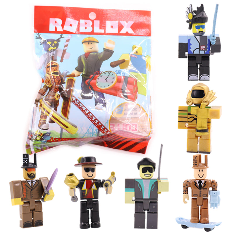 6pcs/set Roblox Action Figures