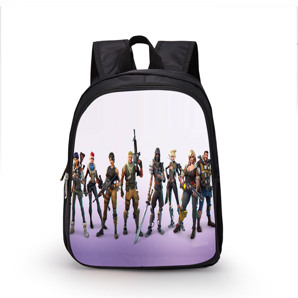 20 Styles  Action Toy Figures Student School Bags Small Size Backpacks