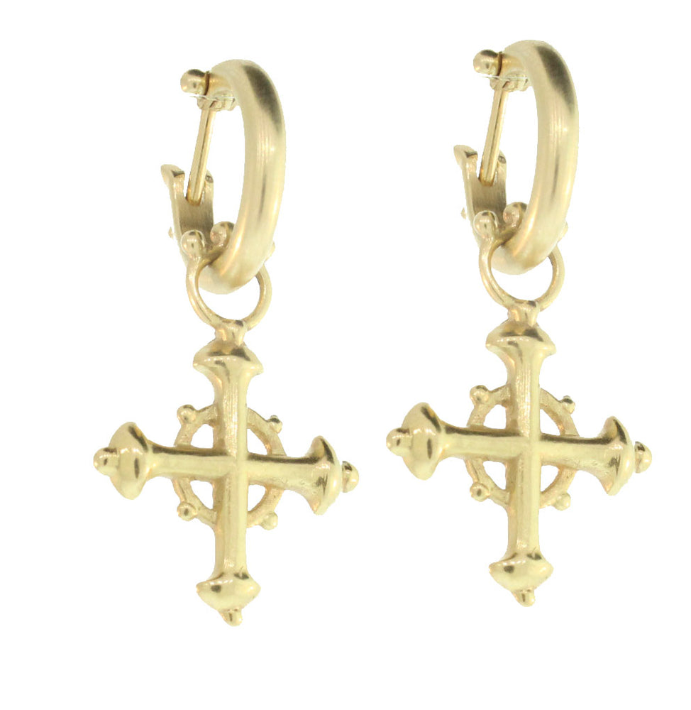 NAUTICAL CROSS DROPS