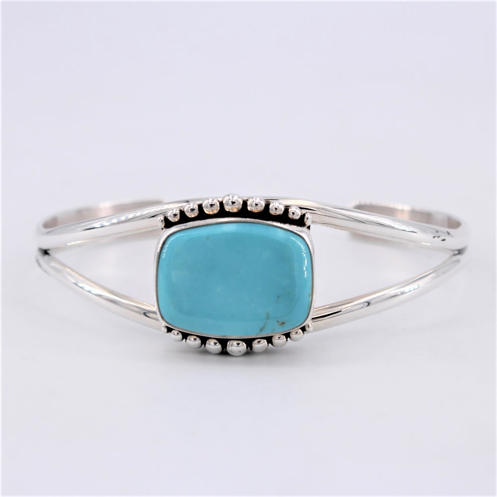 Golden Hill Turquoise Cuff
