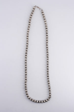 26in Navajo Pearl Necklace