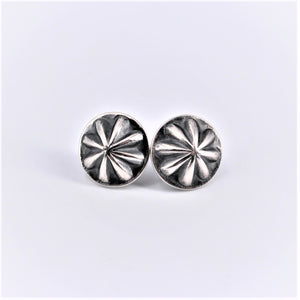 Contemporary Stud Earrings