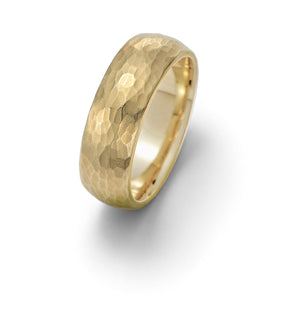Men's 8mm Half Round Band