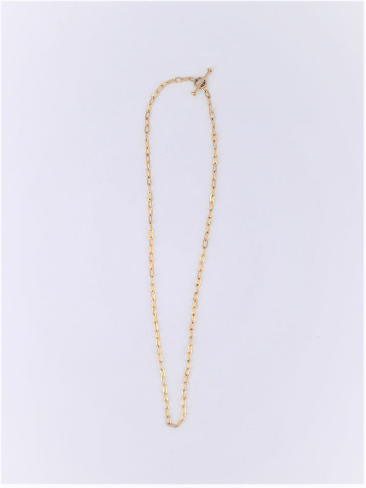 Thin Oval Chain