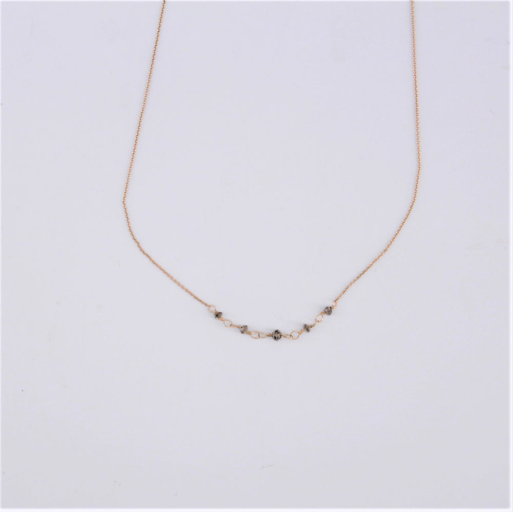 Short Rondell Necklace