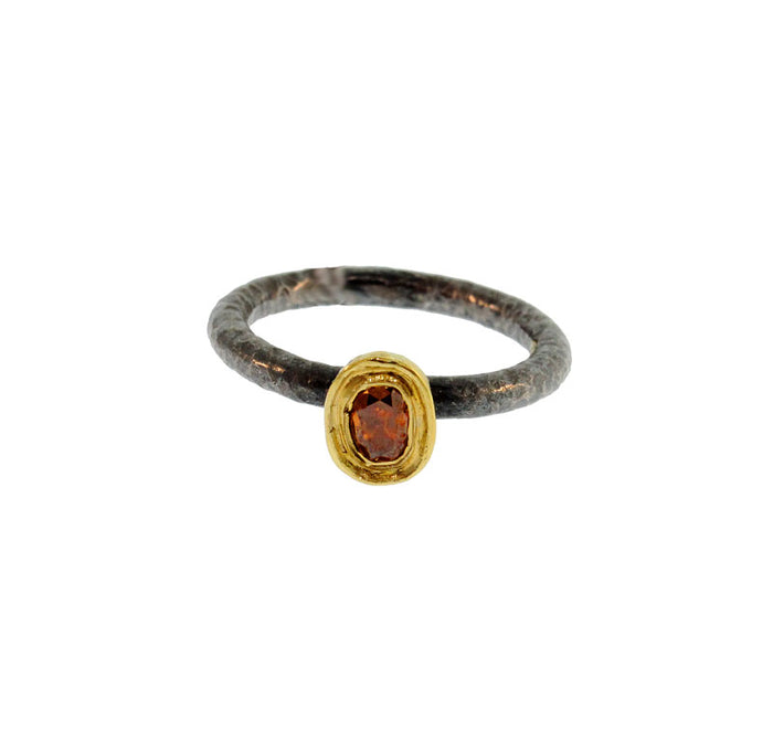 Autumn Diamond Ring