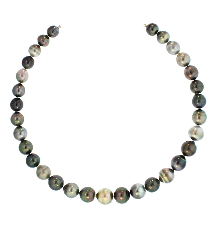 Tahitian Pearl Short Necklace