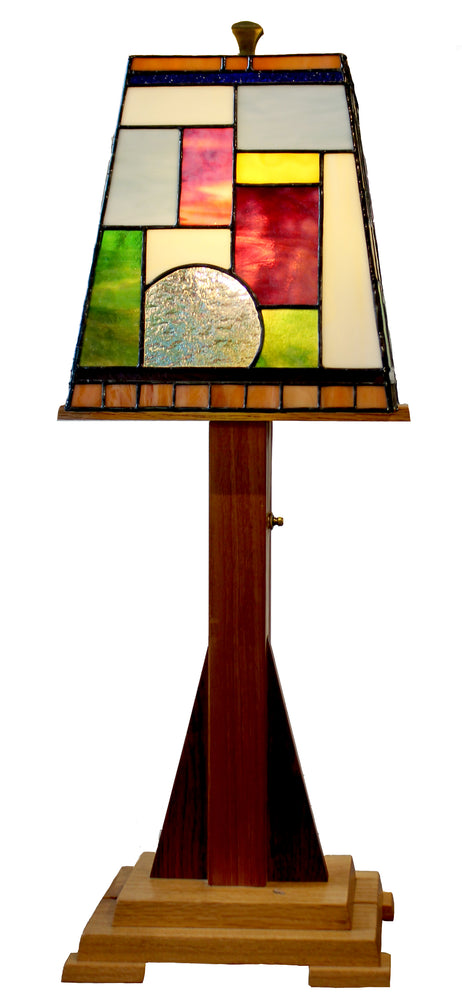 Patchwork Lamp