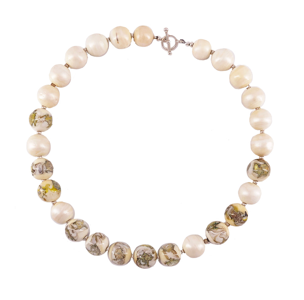 Faux Pearl Strand