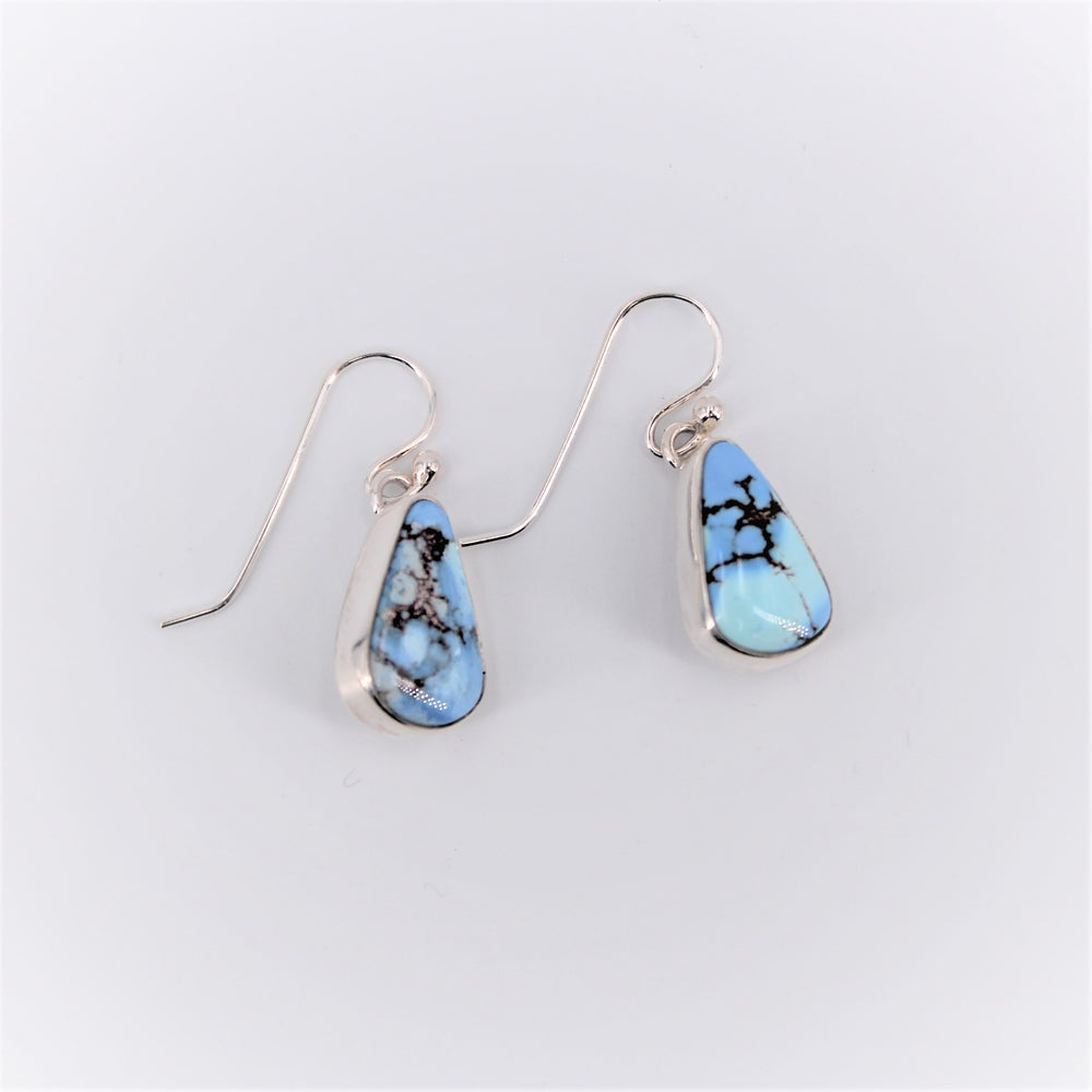 Golden Hill Teardrop Earrings