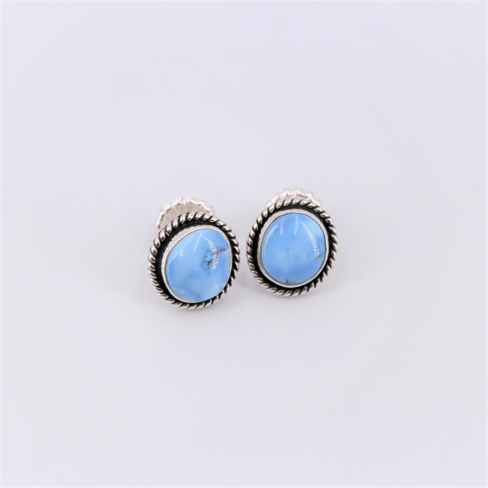Golden Hill Stud Earrings