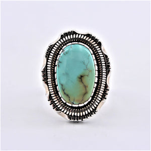 Emerald Valley Turquoise Ring