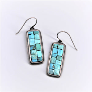 Cobble Mosaic Earrings