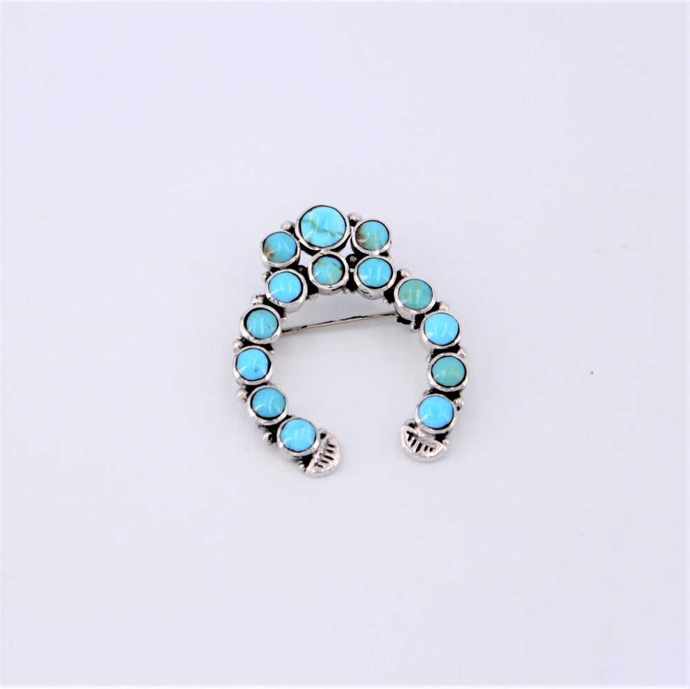 Turquoise Hat Pin
