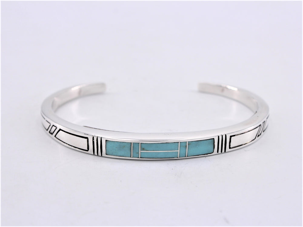 Thin Rectangle Cuff
