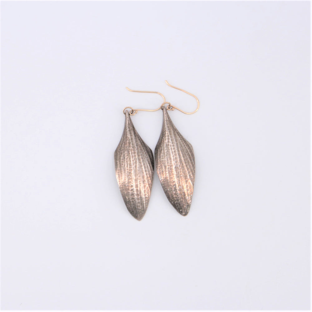Bay Leaf Earrings