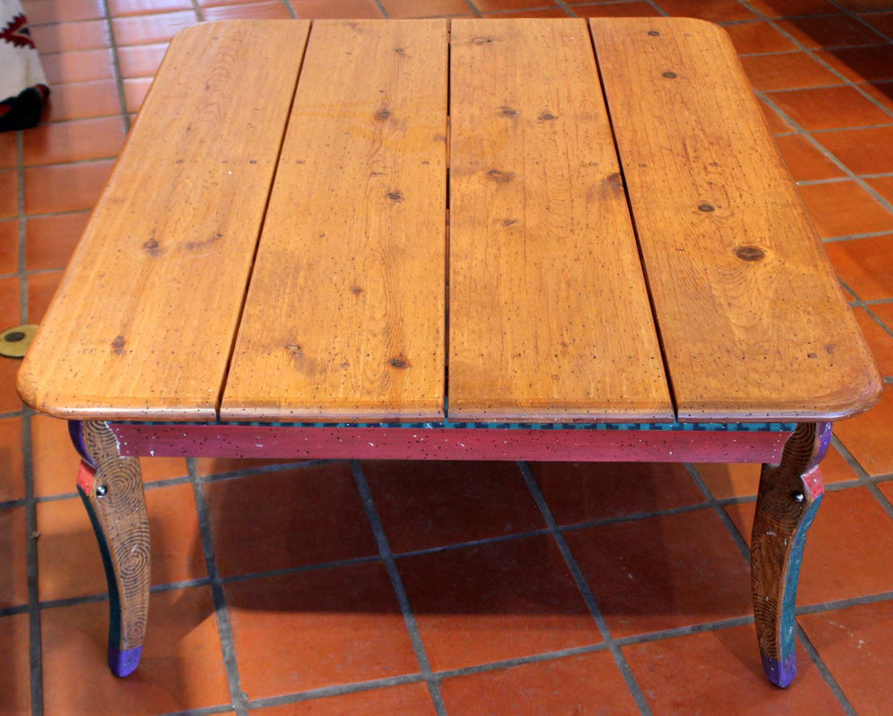 David Marsh: 3'x4' Coffee Table
