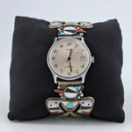 Multi Inlay Thunderbird Watch