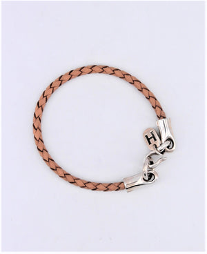 Tan Leather Bracelet