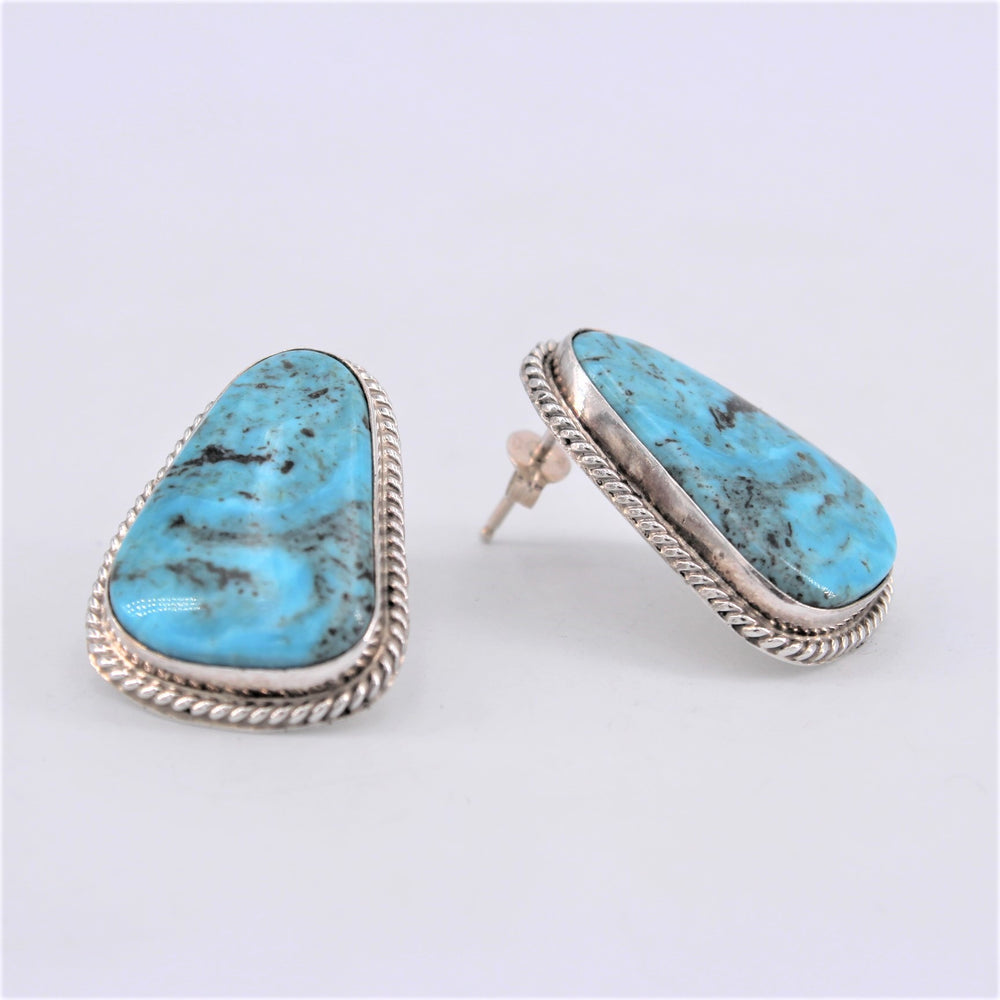 Large Turquoise Studs