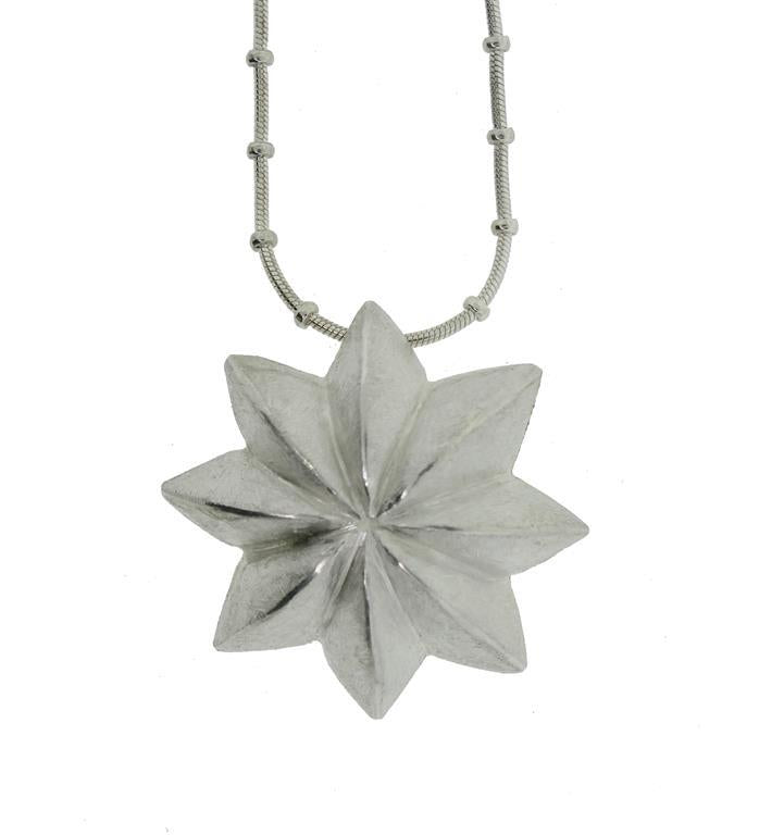Large Star Anise Necklace