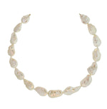 Baroque Freshwater Pearl Short Necklace
