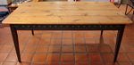 David Marsh: 5'x6' Dining Room Table