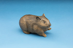 "Mike Dwyer, ""Addie Pika,"" Bronze"