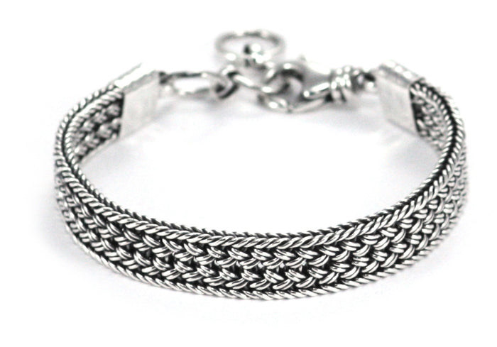 Dasa Adjustable Woven Bracelet