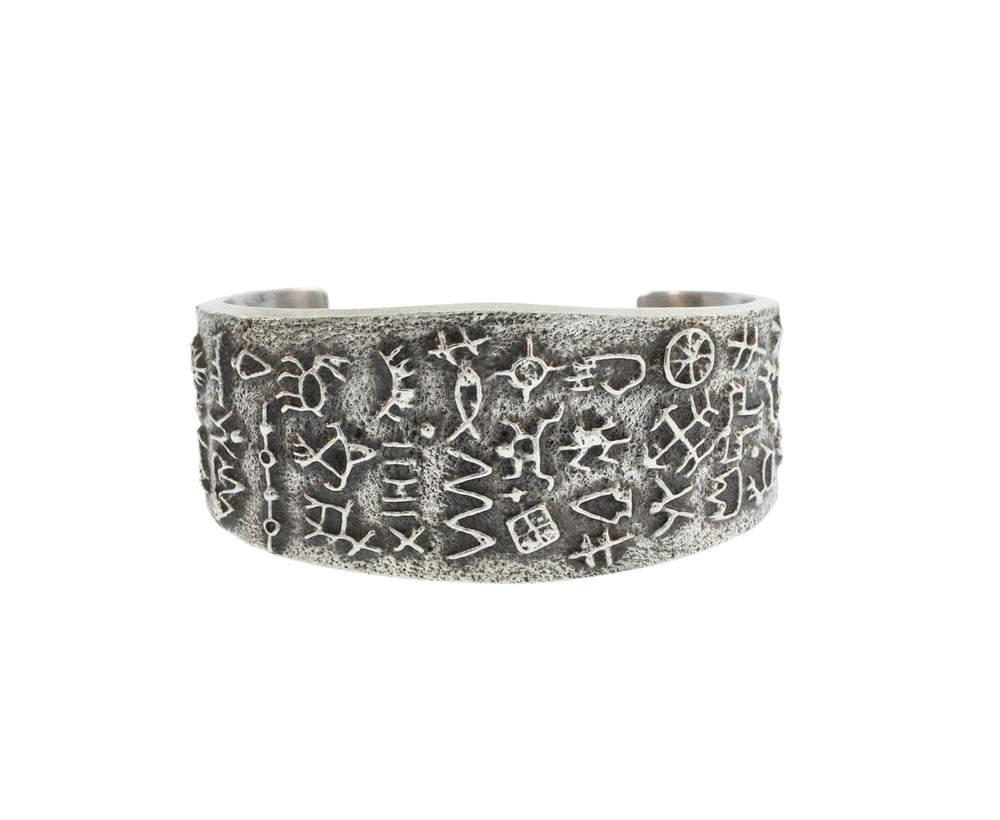 Sterling Silver Heavy Cuff