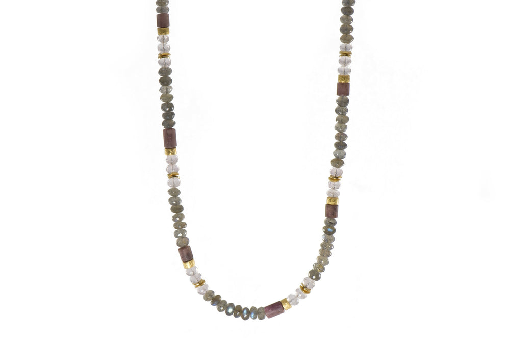 Joyla, Multi-gemstone Necklace