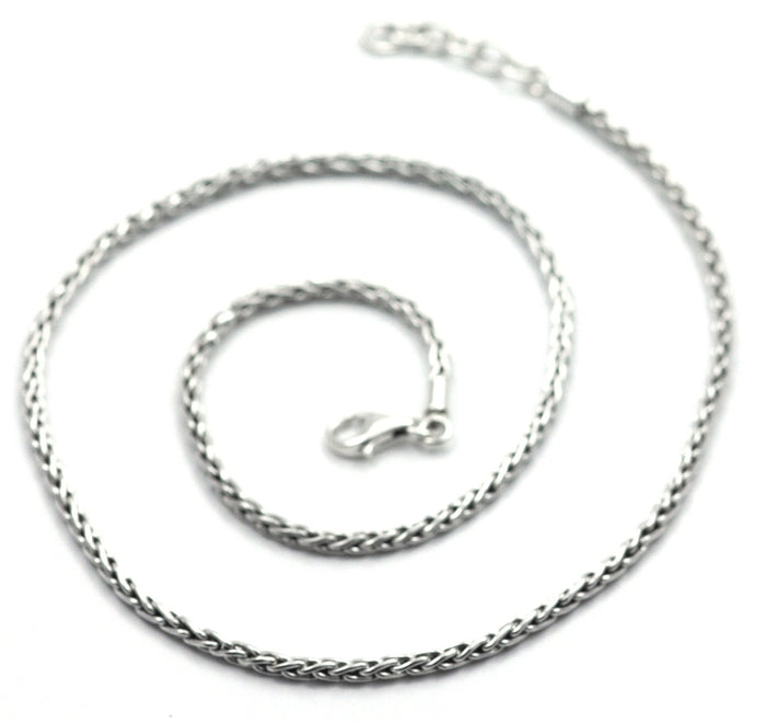 Sterling Silver Nadi Chain