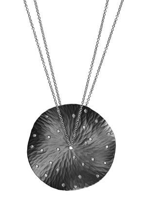 Oasis Diamond Pendant