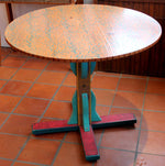 "David Marsh: 36"" Round Table"
