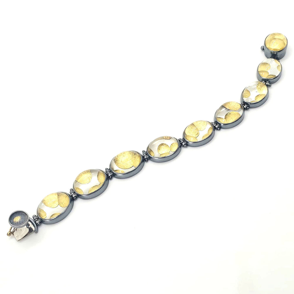 Optical Quartz Bracelet