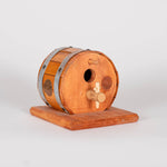 "Bud Smoot, ""Wine Barrel,"" Birdhouse"