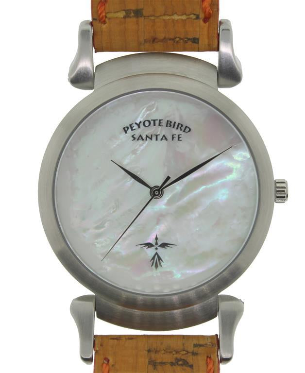 Aurora Mother-of-Pearl Face Watch